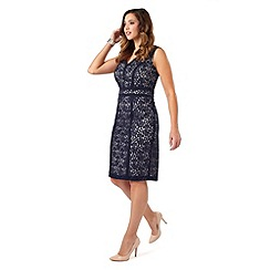 Studio 8 - Navy antoinette dress