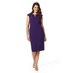 Studio 8 - Sizes 12-26 Electric Violet narinder dress