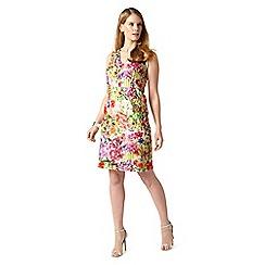 Studio 8 - Sizes 12-26 Multi-coloured frieda dress