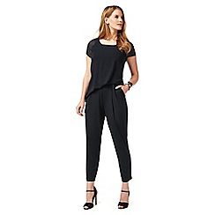 Studio 8 - Sizes 12-26 Black raina jumpsuit