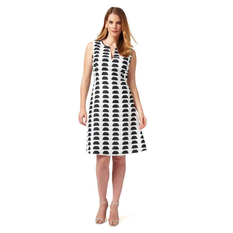 Plus Size Studio 8 Sizes 12-26 Bryn Dress, Womens, Size: