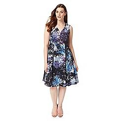 Studio 8 - Sizes 12-26 Multi-coloured imani dress