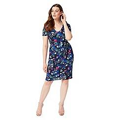 Studio 8 - Sizes 12-26 Multi-coloured corrinne dress