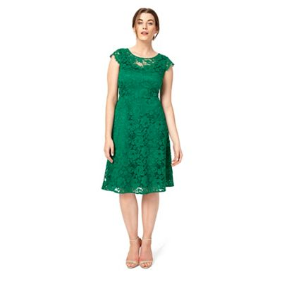 Studio 8 Green Allegra Dress