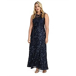 Studio 8 - Sizes 12-26 mercury dress