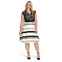 Studio 8 - Sizes 12-26 coco dress