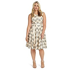 Studio 8 - Sizes 12-26 carrine dress