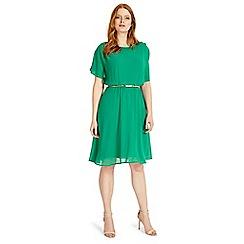 Studio 8 - Sizes 12-26 emerald elaine dress
