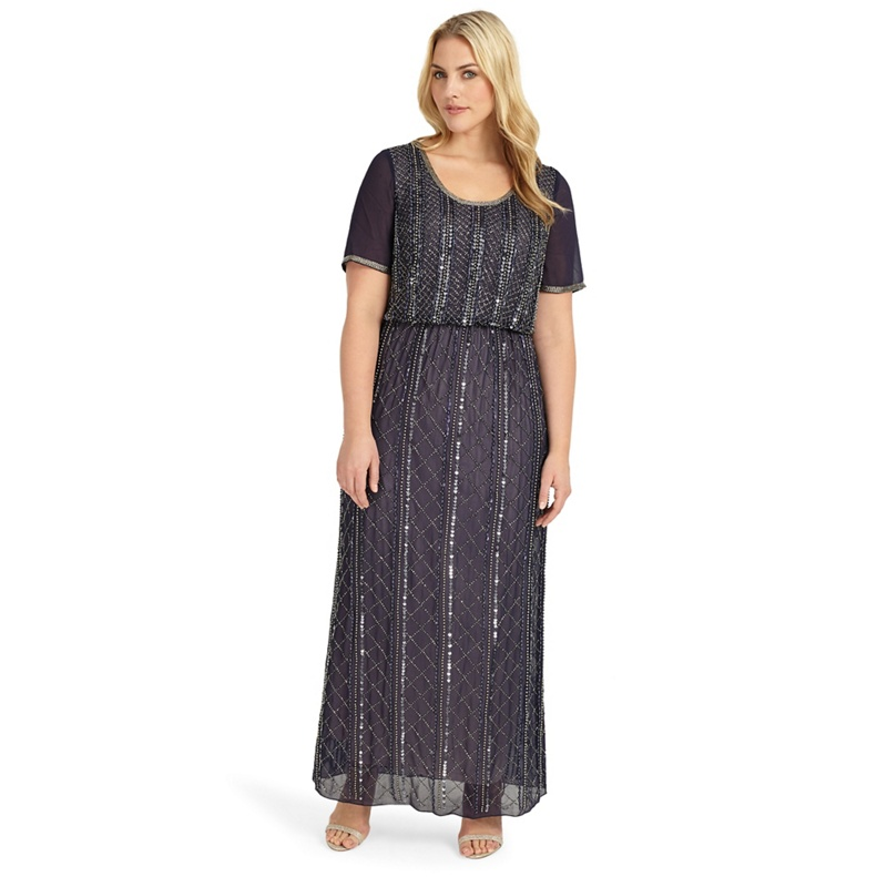 Plus Size Mother Of The Bride Outfits And Dresses
