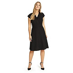 Studio 8 - Sizes 12-26 Black cindy dress