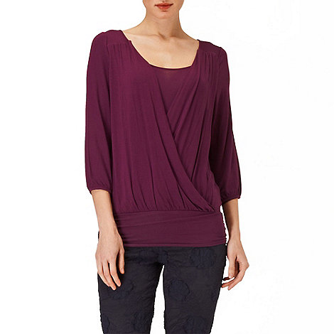 Phase Eight - Damson lindsey top