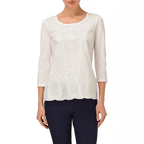 Phase Eight - Ivory kirsty top