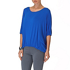 Phase Eight - Periwinkle cecily cape top