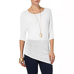Phase Eight - White eve asymmetric top
