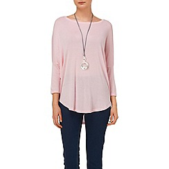 Phase Eight - Blush pink catrina top