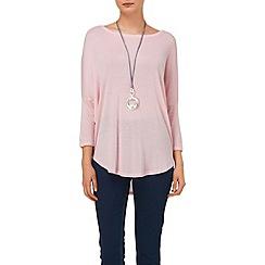 Phase Eight - Blush pink catrina top