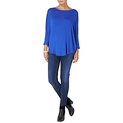 Phase Eight - Cobalt catrina top