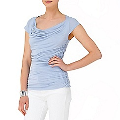 Phase Eight - Blue Louisa Top