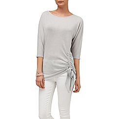 Phase Eight - Silver marl elisa top