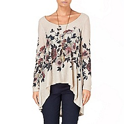 Phase Eight - Stone gracie floral top