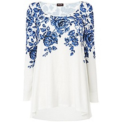 Phase Eight - Irena print top