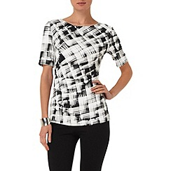 Phase Eight - Caley check top