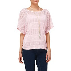 Phase Eight - Petunia pointelle top