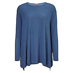 Phase Eight - Blue lauren oversized top