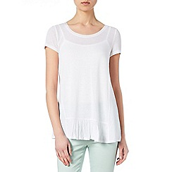 Phase Eight - Wendy Woven Side Top