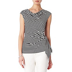 Phase Eight - Debbie stripe top