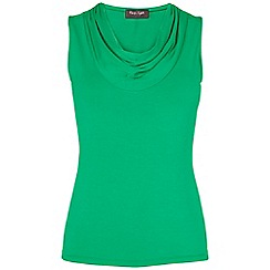 Phase Eight - Green carrie plain sleeveless top