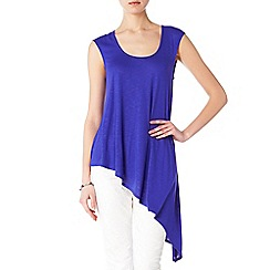 Phase Eight - Iris henrietta asymmetric hem top