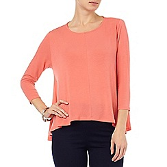 Phase Eight - Dory dip hem top