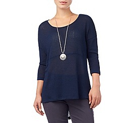 Phase Eight - Phoebe dip hem top