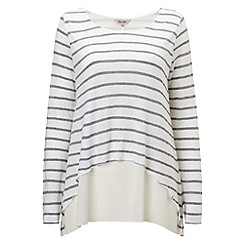 Phase Eight - Ciera layered stripe top