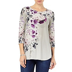Phase Eight - lucette floral top