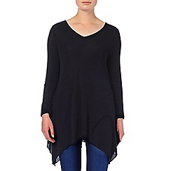Phase Eight - Dora dip hem top