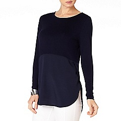 Phase Eight - Sophia Split Hem Top