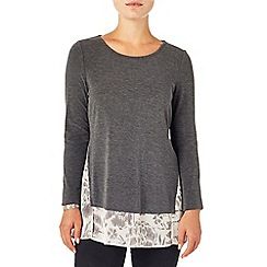 Phase Eight - Anita woven hem top