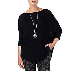 Phase Eight - Black catrina top