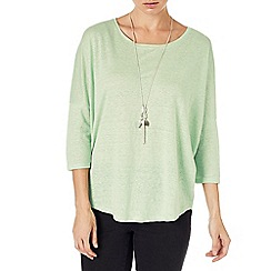 Phase Eight - Catrina linen top