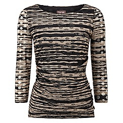 Phase Eight - Tammy textured spot top