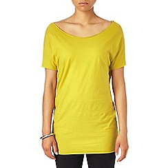 Phase Eight - Chartreuse josie top