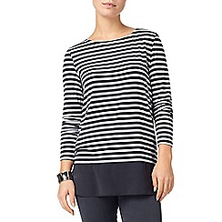 Phase Eight - Sandie Stripe Top