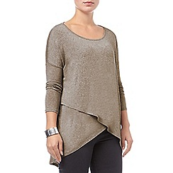 Phase Eight - Tanya Cross Hem Top