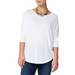 Phase Eight - Terrie Textured Back Top