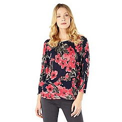 Phase Eight - Willow Print Top