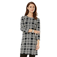 Phase Eight - Claudia Check Tunic