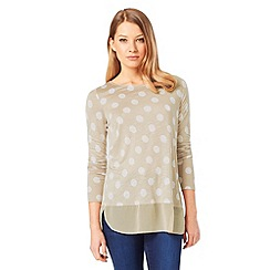 Phase Eight - Kelly Spot Top