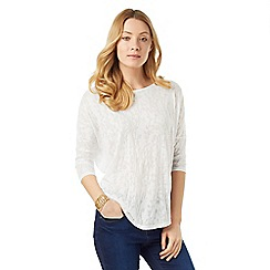 Phase Eight - Ditsy Burnout Catrina Top